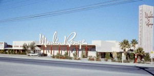 Las Vegas' Moulin Rouge to be Revived for $1.6 Billion