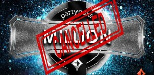 Partypoker Cancels Inaugural partypoker MILLION