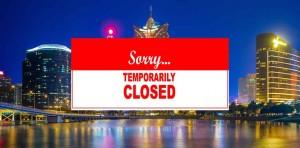 Macau Casinos to Shut Down as Coronavirus Containment Efforts Intensify