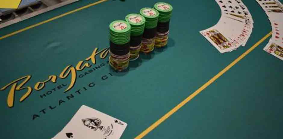 borgata-poker-table