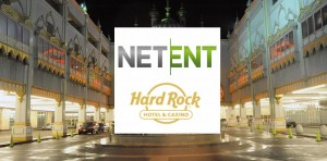 NetEnt Signs Supply Deal with Hard Rock Hotel & Casino