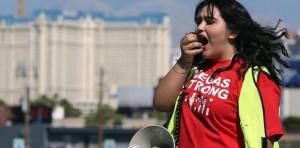 Members of the Las Vegas Culinary Union Threaten to Strike