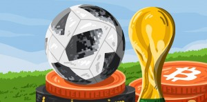 Crypto Betting Matures up Just in Time for the World Cup