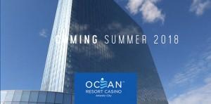 Atlantic City's Ocean Resort Casino Granted Gambling License