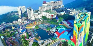 Genting Malaysia's Share Price Drops Amid Higher Taxes