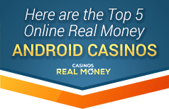 image of the top android casinos