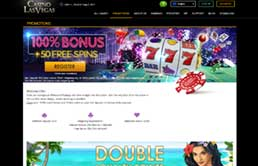 Casino Las Vegas Welcome Bonus