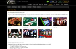Casino Las Vegas Casino Games