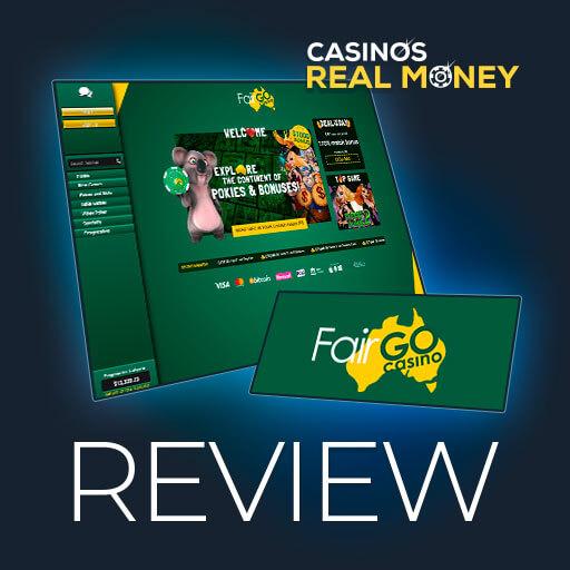 Fair Go Casino Reviews