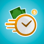 Fast Payment Option Icon