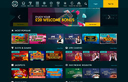 Grosvenor Casino Welcome Bonus