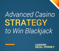 header image for advanced casino strategy to win blackjack
