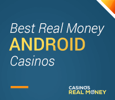 header image for the best real money android casinos