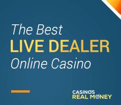 header image for the best live dealer online casino