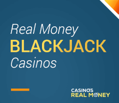 header image for real money blackjack casinos