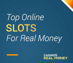 header image for top online slots for real money
