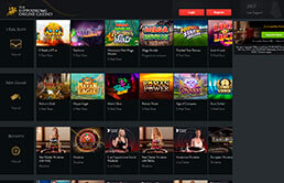 Casino Games at Hippodrome Online Casino