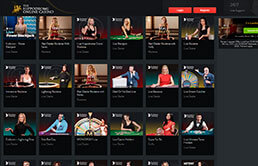 Live Casino at Hippodrome Online Casino