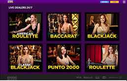 SuperSlots.ag Online Casino printscreen 2