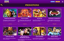 SuperSlots.ag Online Casino printscreen 3