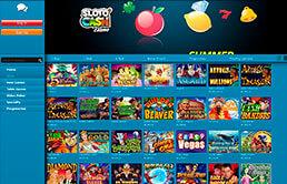 Image of Slots games at SlotoCash