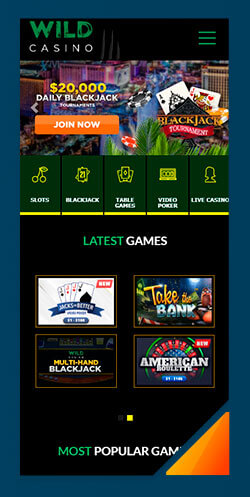 Image of Best Casino iPhone Wild Casino