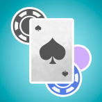 Blackjack Casino Games Icon
