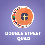 Image of Double Street Quad Strategy Icon