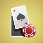Insurance Blackjack Icon