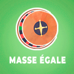 Image of Masse Egale System Icon