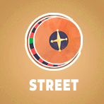 Image of Street Strategy Icon