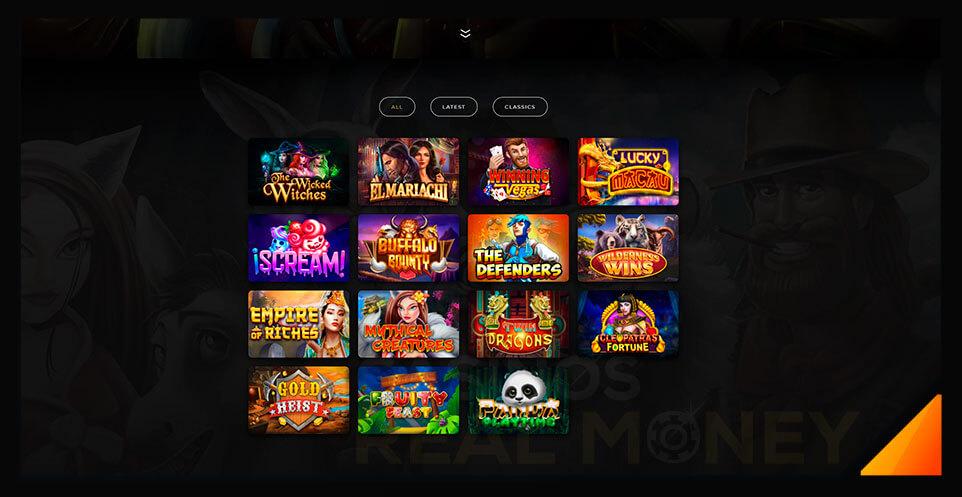Image of Dragon Gaming Slots Games
