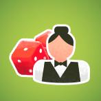Live Craps Online Casinos Icon