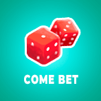 Come Bet Craps Icon