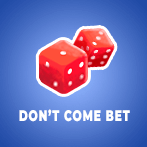 Don't Come Bet Craps Icon