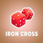 Iron Cross Bet Craps Icon