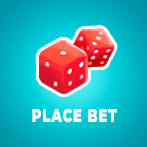 Place Bet Craps Icon