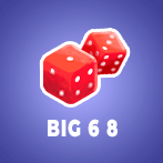 Big 6 8 Strategy Craps Icon