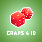 Craps 4 10 Strategy Craps Icon