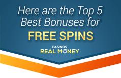 Best Free Spins Bests Online