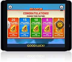 ipad casino screenshot