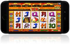 iphone casino screenshot