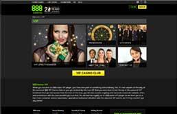888 Casino printscreen 3