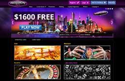JackpoyCity Casino printscreen 2