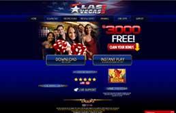 LasVegasUSA Casino printscreen 1