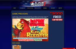 LasVegasUSA Casino printscreen 3