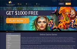 Spin Palace Online Casino printscreen 2