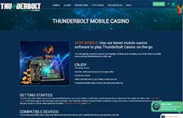 Thunderbolt Casino printscreen 1