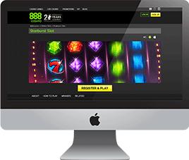 slots 888casino screenshot