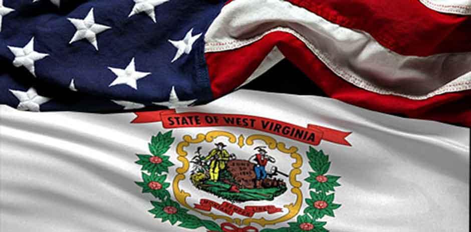 west-virginia-us-flags